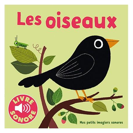 Les oiseaux (livre à puces)