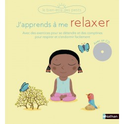 J'apprends à me relaxer (livre + cd)