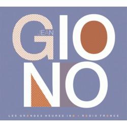 JEAN GIONO, DU CÔTE DE MANOSQUE (ENTRETIENS PAR JEAN CARRIÈRE EN 2 CD AUDIO)