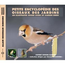 PETITE ENCYCLOPEDIE DES OISEAUX DES JARDINS (2 CD)