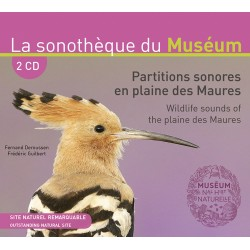 PARTITIONS SONORES EN PLAINE DES MAURES (2 CD + livret 28 pages bilingue)