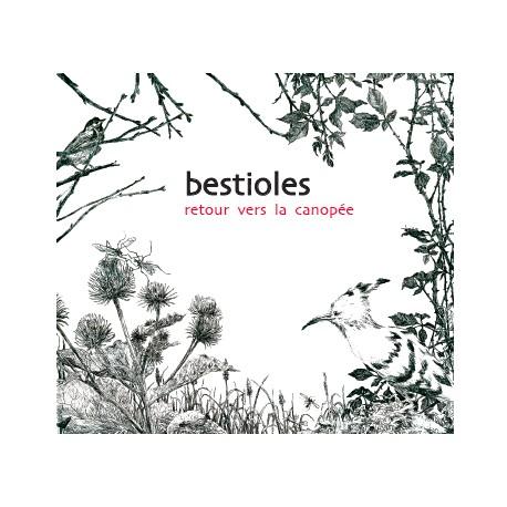 CD Bestioles, retour vers la Canopée