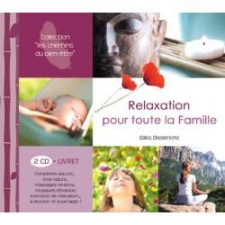 Relaxation pour toute la famille - Double cd