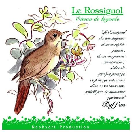 CD Rossignol, oiseau de légende