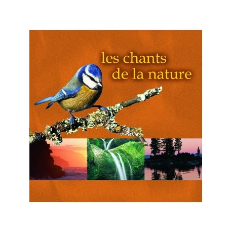 CD Les chants de la nature