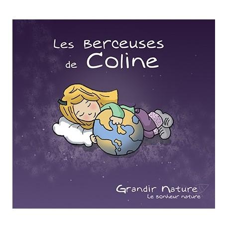 CD Berceuses de Coline sur www.chiff-chaff.com
