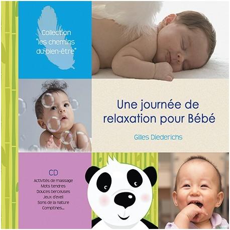 CD Une journée de relaxation pour Bébé