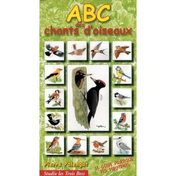 CD ABC des chants d'oiseaux