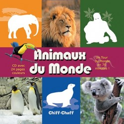 Animaux du Monde - 1 CD