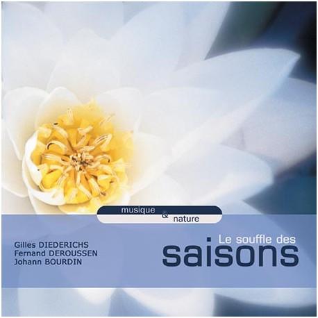 CD Le souffle des saisons