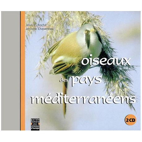 BIRDS OF THE MEDITERRANEAN (2 CD)