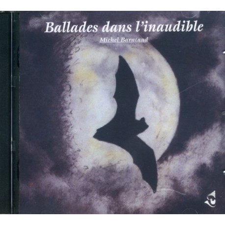Double CD ballades dans l'inaudible (2 CD)