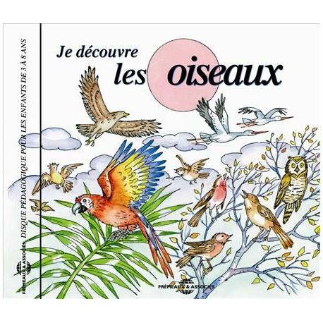 CD Je découvre les oiseaux
