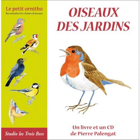 Oiseaux des Jardins (Le petit ornitho)