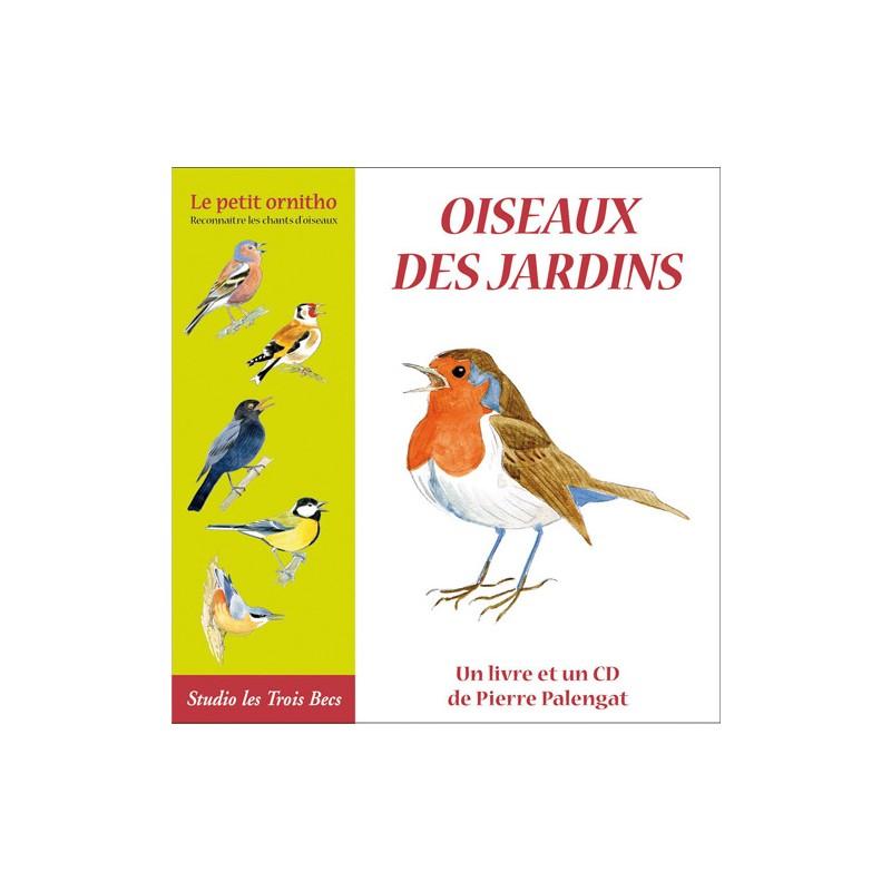 Oiseaux des jardins le petit ornitho - Chants oiseaux des jardins ...