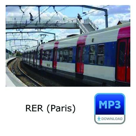 MP3 Arrivée d'un RER