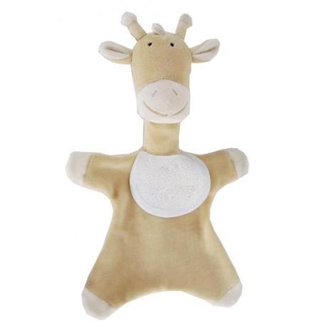 Doudou Girafon Sable à broder