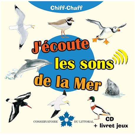CD J'écoute les sons de la mer