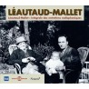 PAUL LEAUTAUD ENTRETIENS AVEC ROBERT MALLET (10 CD)