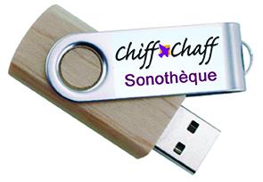 Clé usb Chiff-Chaff