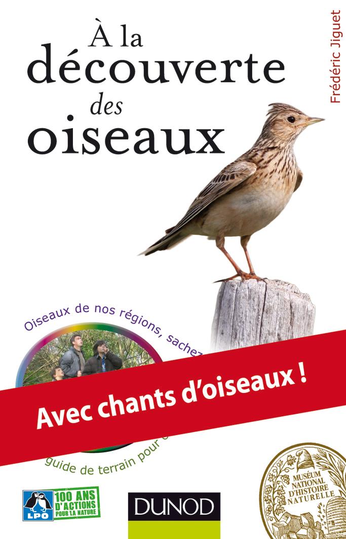 A la découverte des oiseaux, livre numérique