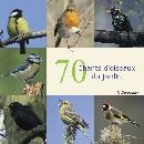 cd 70 chants d'oiseaux du jardin