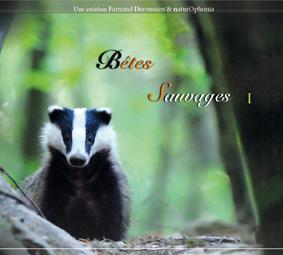 CD Bêtes Sauvages