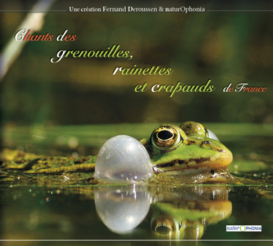 CD Grenouilles, Rainettes et Crapauds