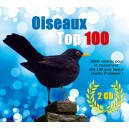 Oiseaux Top 100 (GUIDE NATURE 2 CD)