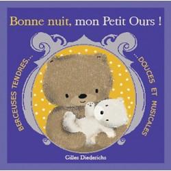 CD Bonne nuit mon petit ours