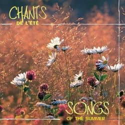 CD Chants de l'été