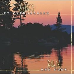 CD Aubes et crépuscules