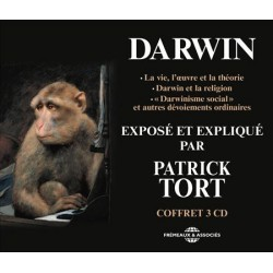DARWIN exposé et expliqué (Coffret 3 CD)