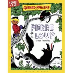 PIERRE & LE LOUP (Livre + Cd)