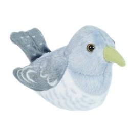 Peluche sonore mesange bleue