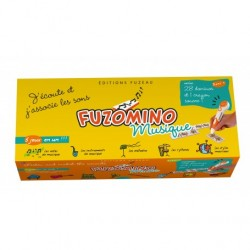 FUZOMINO NATURE (BOÎTE JEU D'ECOUTE)
