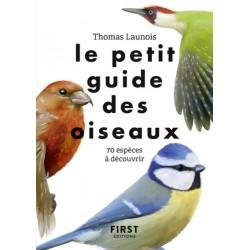 Le Petit Guide des Oiseaux (livre avec Qr-codes)