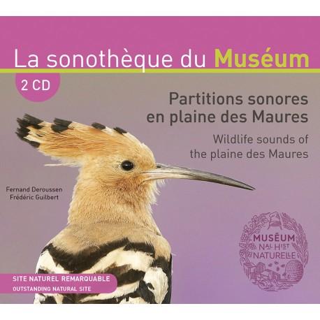 PARTITIONS SONORES EN PLAINE DES MAURES (2 CD + livret 28 pages bilingue)