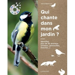 Who sings in my garden?  (Book+Cd : 36 Birds, 9 Insects, 4 Amphibians, 5 Mammals)