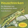 CD Heuschrecker (in deutsch/en allemand)