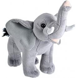 Peluche sonore Eléphant