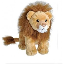 Peluche sonore Lion