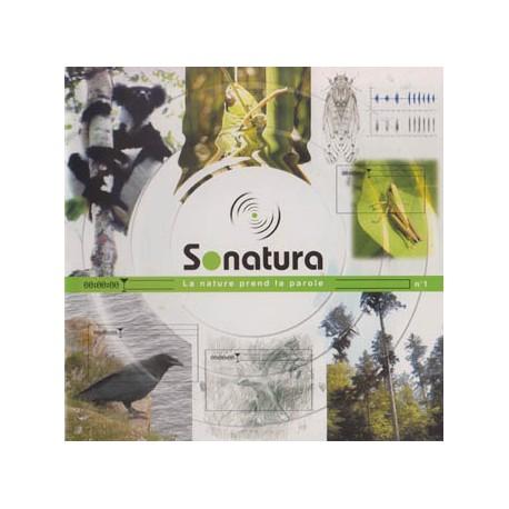 REVUE SONATURA N°1 : Des lémuriens aux chants des lacs gelés en passant par les criquets ou les chauves-souris… (CD AUDIO)