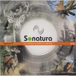 REVUE SONATURA N°5 : Des Vosges à la Turquie en passant par le brame du cerf… (CD AUDIO)