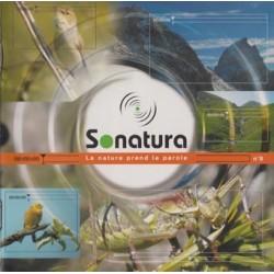 REVUE SONATURA N°8 : Des Pyrénées aux Alpes, des crapauds accoucheurs aux moulin à vent… (CD AUDIO)