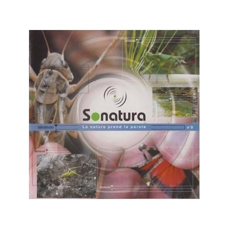 """REVUE SONATURA N°9 : Spécial rassemblement de 2006. """"Chorus day"""", sons du Paléolithique… (CD AUDIO)"""