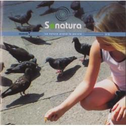 """REVUE SONATURA N°11: Spécial """"Nature en ville"""". De la Métropole aux Antilles, de l'Espagne à la Belgique…(CD AUDIO)"""