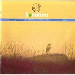 REVUE SONATURA N°12 : De la Scandinavie à l'Amérique centrale, de l'orage à la héronnière… (CD AUDIO)