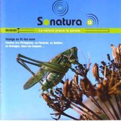 REVUE SONATURA N°13 : De la Finlande aux Grands Causses en passant par les flamands roses ou le Shama de Cebu…(CD AUDIO)