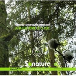 REVUE SONATURA N°17 : Spécial confinement du printemps 2020. D'un jardin parisien à la campagne vosgienne… (CD AUDIO)